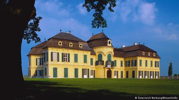 Niederwieden Palace (Österreich Werbung/Wiesenhofer)