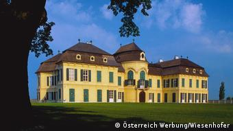 Österreich Schloss Niederweiden Maria Theresia