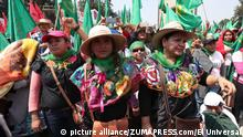 Mexiko Internationaler Frauentag