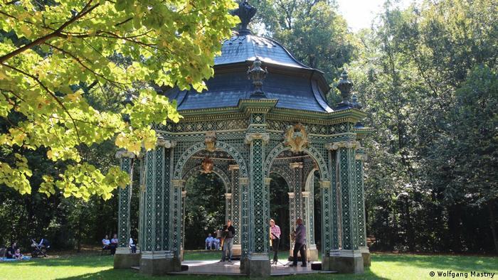 Laxenburg park (Wolfgang Mastny)