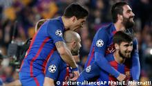 UEFA Champions League - FC Barcelona vs. Paris Saint Germain