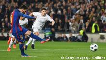 UEFA Champions League - FC Barcelona vs. Paris Saint-Germain