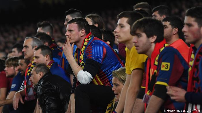 UEFA Champions League - FC Barcelona vs. Paris Saint-Germain (Getty Images/L. Griffiths)