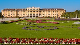 Österreich Schloss Schönbrunn