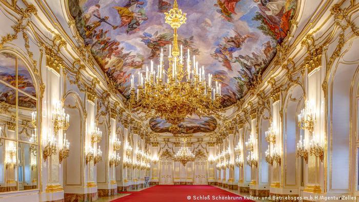 Schönbrunn Palace (Schloß Schönbrunn Kultur- und Betriebsges.m.b.H./Agentur Zolles)