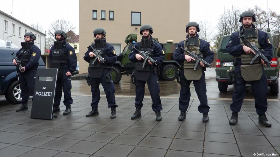 GETEX-Übung Gemeinsame Terror Abwehr Exercise