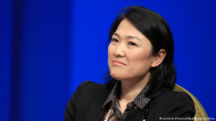 China einflussreiche Frauen Zhang Xin (picture-alliance/dpa/Imaginechina)