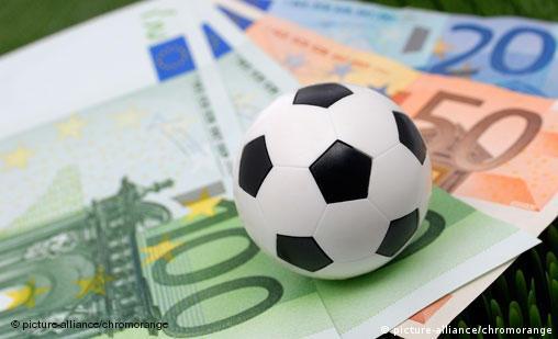 Lopta i novčanice