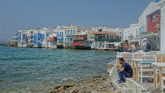 Griechenland Insel Mykonos