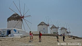«Τα ελληνικά νησιά προσφέρουν καλοκαιρινές διακοπές σχεδόν για όλα τα γούστα»