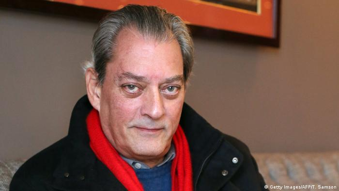 Paul Auster (Getty Images/AFP/T. Samson)