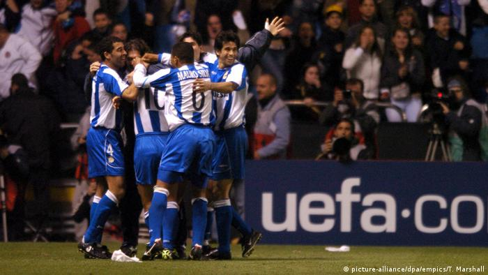 Fußball UEFA Champions League Deportivo La Coruna - AC Mailand (picture-alliance/dpa/empics/T. Marshall)