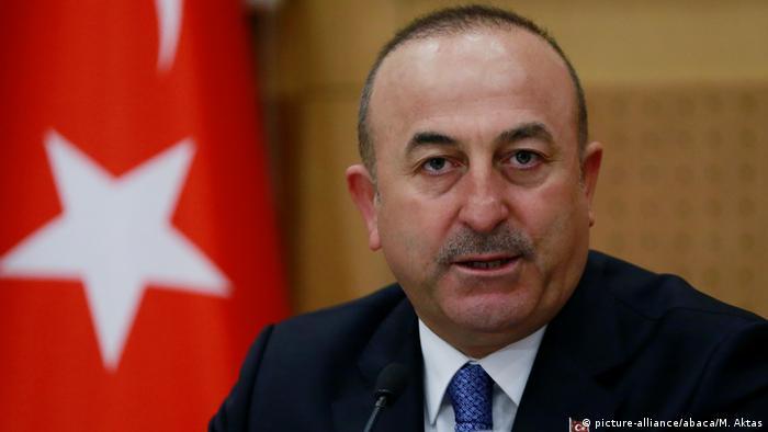 Mevlüt Cavusoglu türkischer Außenminister (picture-alliance/abaca/M. Aktas)