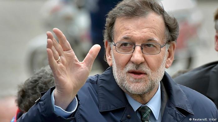 Belgien EU-Gipfel in Brüssel | Mariano Rajoy (Reuters/E. Vidal)