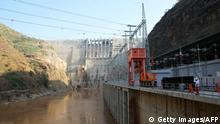 Äthiopien Gide III Staudamm