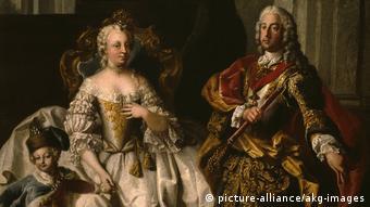 Maria Theresia - Königin von Ungarn und Böhmen