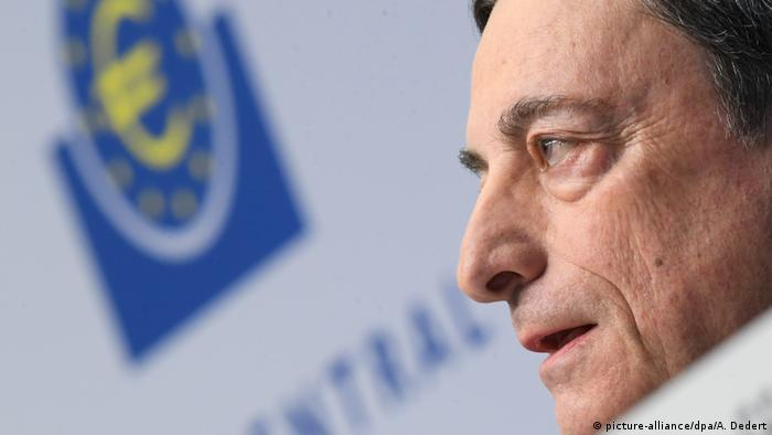Mario Draghi (picture-alliance/dpa/A. Dedert)