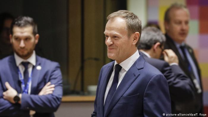 Дональд Туск переизбран на пост главы Европейского совета
