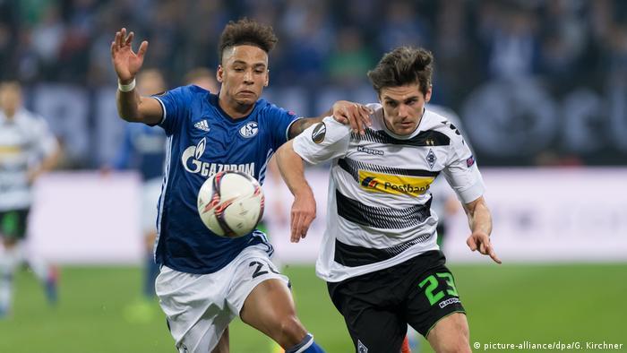Fußball UEFA Europa League FC Schalke 04 - Borussia Mönchengladbach (picture-alliance/dpa/G. Kirchner)
