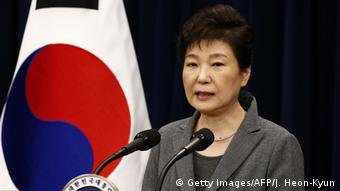 Park Geun-Hye (Getty Images/AFP/J. Heon-Kyun)