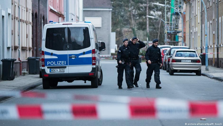 Crime Deutsch