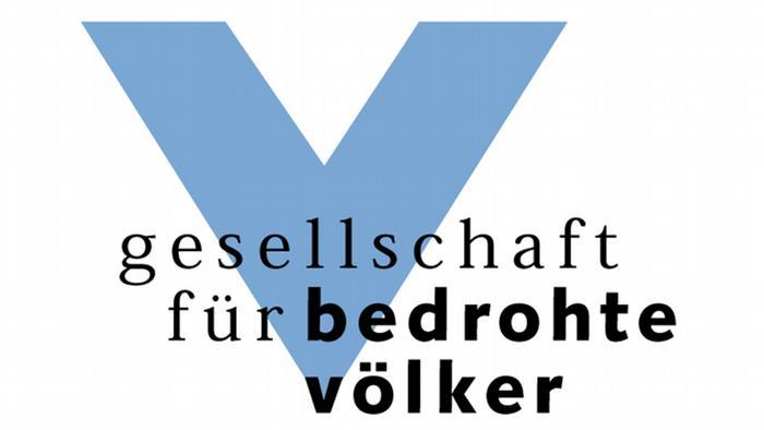 Deutschland Gesellschaft für bedrohte Völker Logo