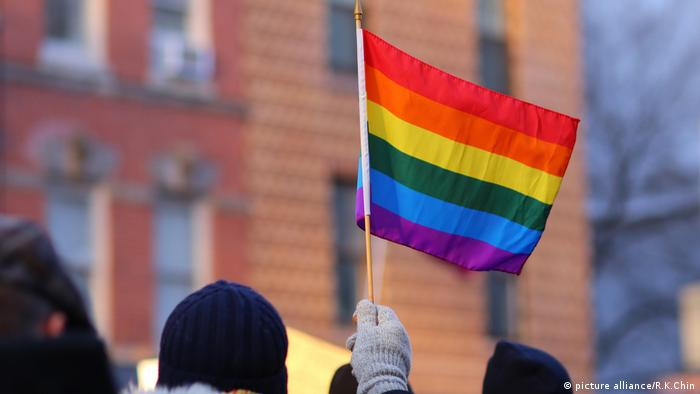 LGBT Fahne New York