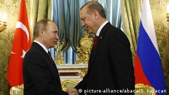 Нерівні партнери: Росія та Туреччина