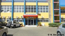03.2017 Kap Verde Radiotelevisao Gebäude Kap Verde auch die Heimat Kap Verde-Radio