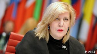 OSCE - Dunja Mijatovic