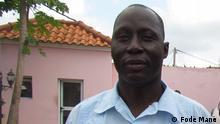 March 2017 Guinea-Bissau - Fodé Mané Antropologist