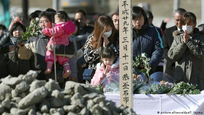 Японія вшановує пам'ять понад 18 тисяч жертв Фукусіми