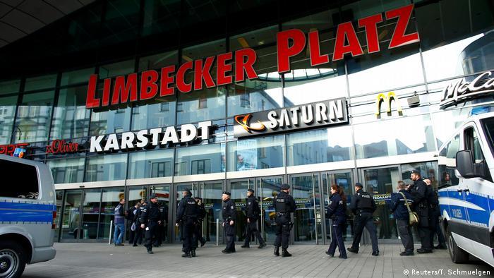 Polizei Verhindert Anschlag In Essen Aktuell Deutschland Dw