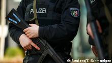 Polizei schließt nach Terrordrohung Einkaufszentrum in Essen