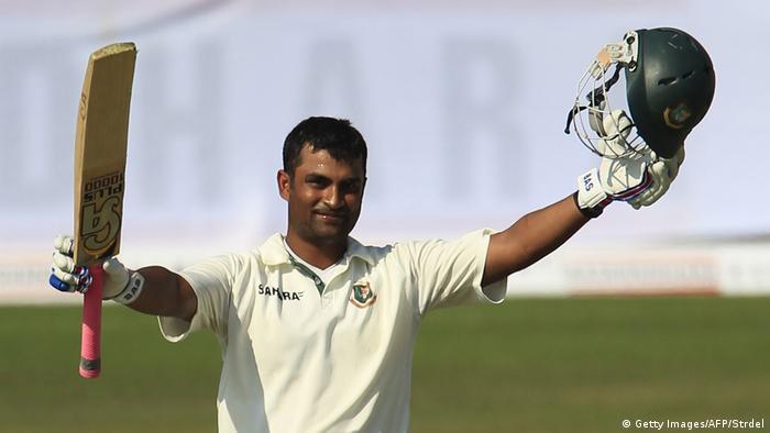 Cricket - 2014 Bangladesh v Simbabwe in Chittagong (Getty Images/AFP/Strdel)