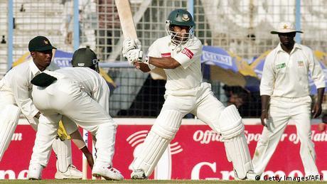 Cricket - 2005 Bangladesh v Simbabwe in Chittagong (Getty Images/AFP)