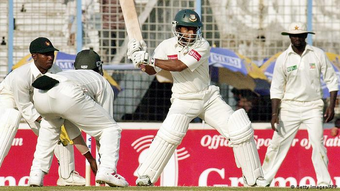 Cricket - 2005 Bangladesh v Simbabwe in Chittagong (Getty Images/AFP)