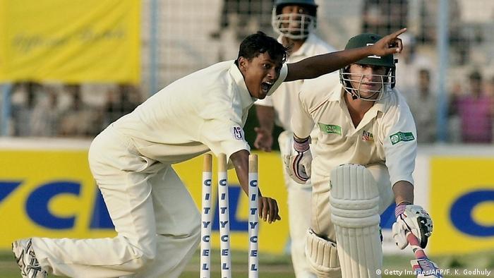 Cricket - 2005 Bangladesh v Simbabwe in Chittagong (Getty Images/AFP/F. K. Godhuly)
