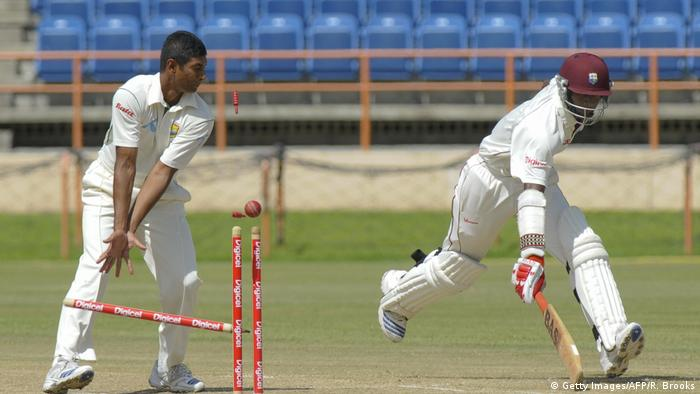 Cricket - 2009 West Indies v Bangladesh in St George's (Getty Images/AFP/R. Brooks)