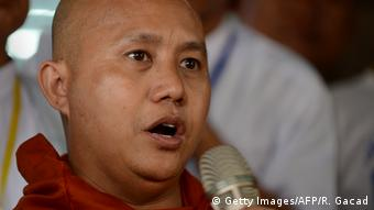 Ashin Wirathu (Getty Images/AFP/R. Gacad)