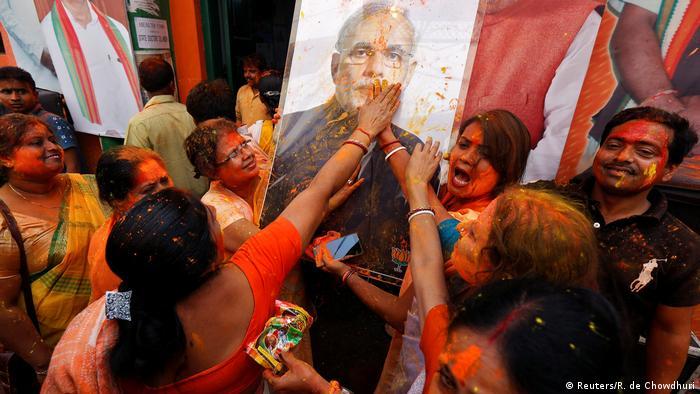Indien - Hindu-Nationalisten - Wahlen