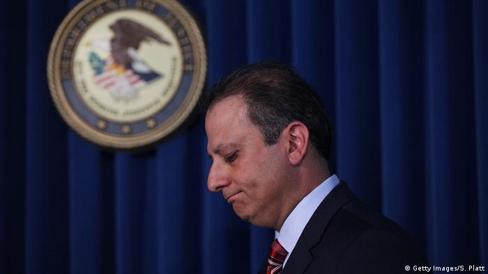 USA Bundesanwalt Preet Bharara (Getty Images/S. Platt)