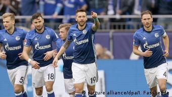 Deutschland FC Schalke 04 - FC Augsburg