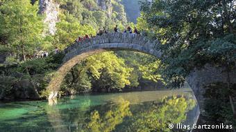 Griechenland Ursa Trail (Ilias Gartzonikas)
