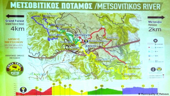 Griechenland Ursa Trail
