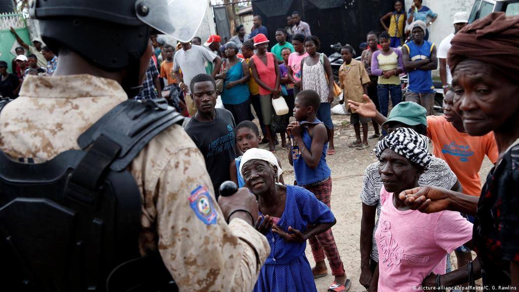 Image result for Haití: ¡500 años de soledad!