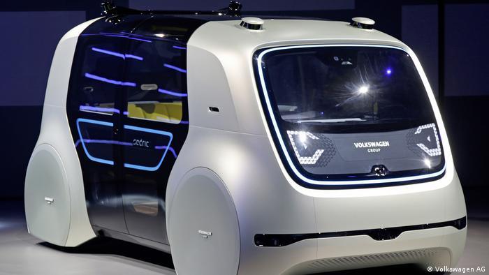 Volkswagen SEDRIC (Volkswagen AG)