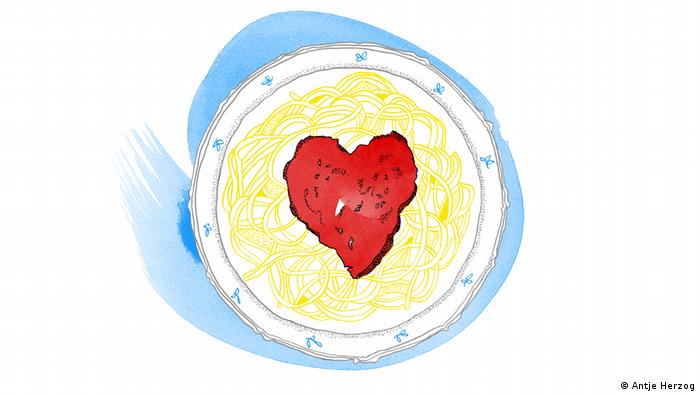 Liebe geht durch den Magen (Antje Herzog)