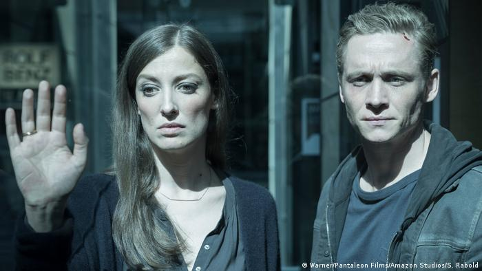 actors Alexandra Maria Lara and Matthias Schweighöfer