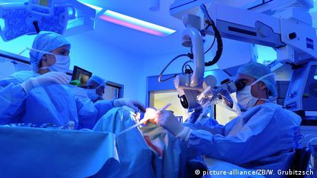 Медичний туризм як золота жила німецьких лікарень